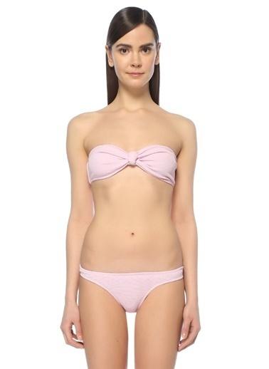 Bec & Bridge Straplez Bikini Üstü Pembe